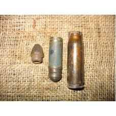 MG 151/20 incendiary round with special fuze